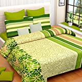 cotton bedsheets for double bed