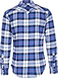 Levi's Barstow Western Red Check Shirt 0220