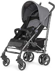 Chicco Lite Way 3 Basic Stroller Bb Jet Black