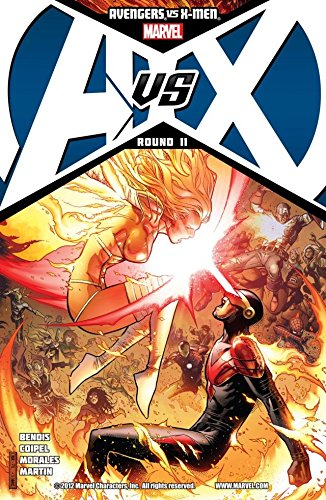 Avengers vs. X-Men #11 (of 12) (English Edition)