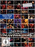 Jack Bruce - Rockpalast - The 50th Birthday Concerts [3 DVDs+CD]