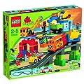 LEGO Duplo 10508 - Juego de construcción de circuito de tren por LEGO®