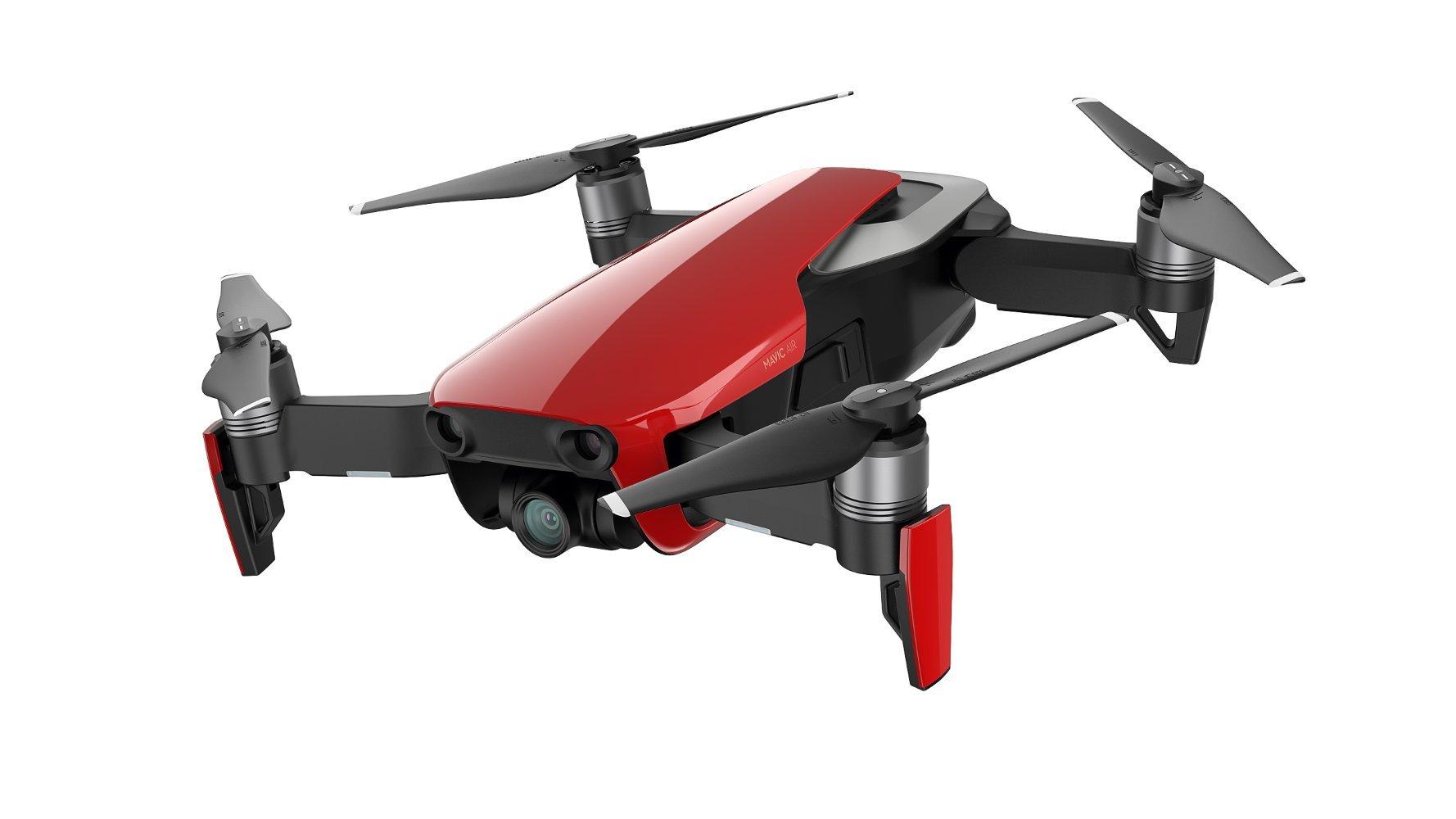 DJI-Mavic-Air-EU-Drone-Quadricoptre-avec-camra-panoramiques-sphriques-de-32-Mpx-de-photos-HDR-de-vidos-4K–30-is-en-100-Mbits-et-de-ralentis-1080p–120-is-Flame-Rouge