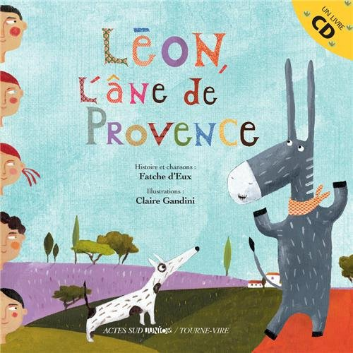 Léon, l'âne de Provence (1CD audio)