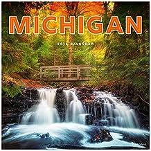 Michigan 2019 Calendar
