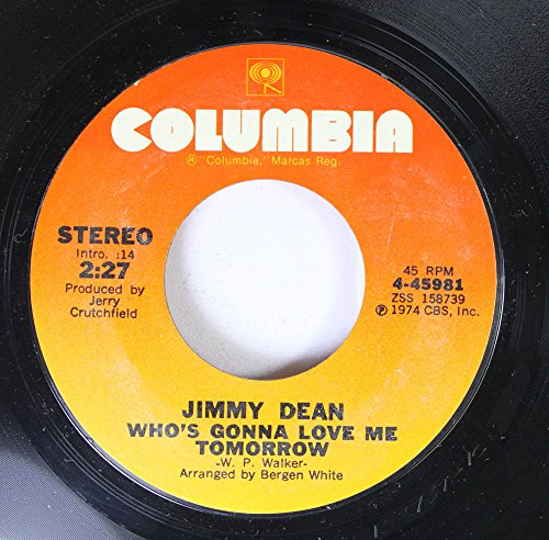 jimmy-dean-45-rpm-whos-gonna-love-me-tomorrow-days-when-jim-liked-jenny