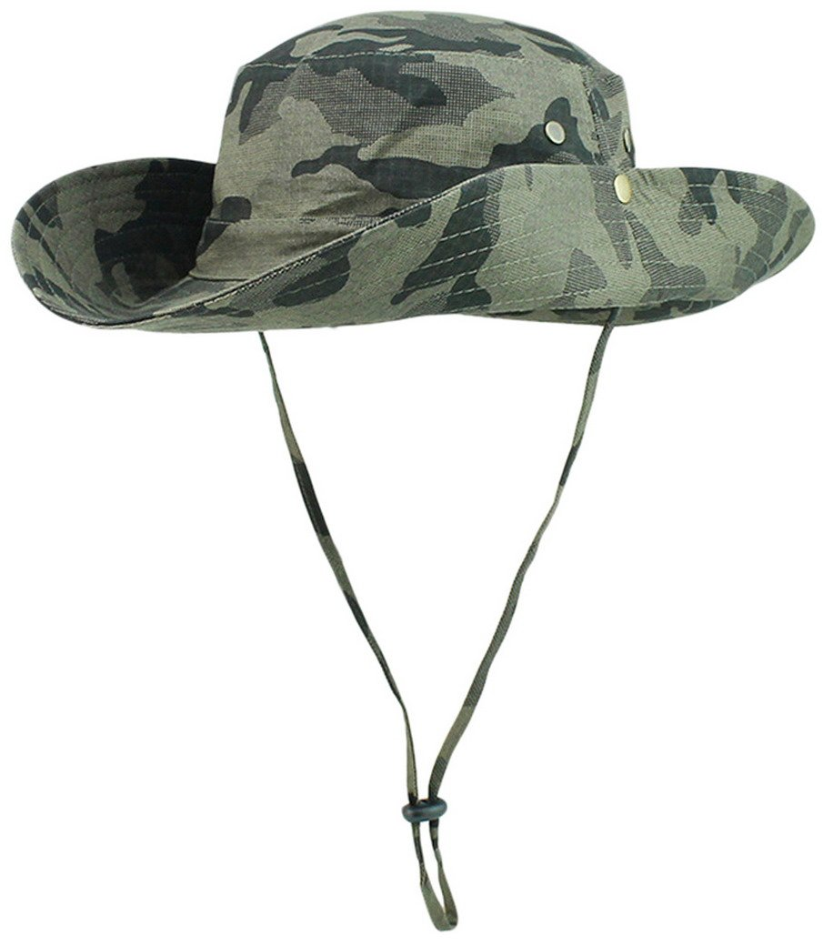 Sombrero de Pescador de Ala Ancha 1