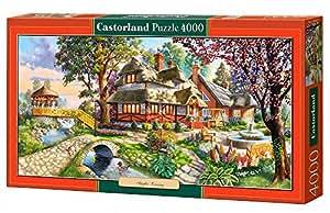 Jigsaw Puzzle - Idyllic Evening - Castorland - 4000 pc