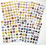 Emoji Sticker Whats App Tagebuch Sticker 19 Blatt 912 Stück für Emoji Sticker Whats App Tagebuch Sticker 19 Blatt 912 Stück