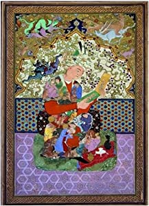 Editions Ricordi 2801N25040 - Puzzle de 1000 Piezas del Cuadro Arte Oriental: El Lector