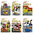 Hot Wheels - The Beatles Yellow Submarine - Limited Edition Set of 6 Diecast