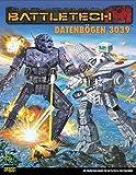 Datenbögen 3039: Battletech-Ergänzungsband (Battletech / Miniaturenspiel)