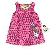Sigikid Baby-Mädchen Kleid, Rosa (Magenta 692), 80