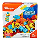 #5: Mega Vibrant Box of Small Blocks 2017 Rebranding, Multi Color