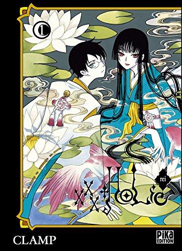 Xxx Holic Rei Vol.1