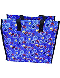 Shopping Bags Grocery Bag Vegetable Bag With Reinforced Handles & Thick Base (K59)
