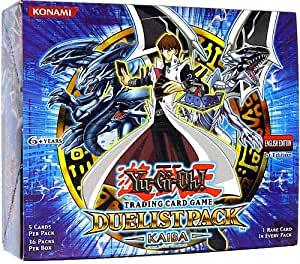 YuGiOh Kaiba Duelist Booster Box 36 Packs [Toy]