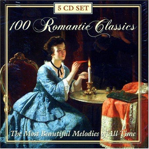 100 Romantic Classics-Slim [Import USA]