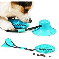 Bastone per spazzolino da denti, giocattolo per cani con ventosa, giocattolo da masticare con spazzolino da denti per…