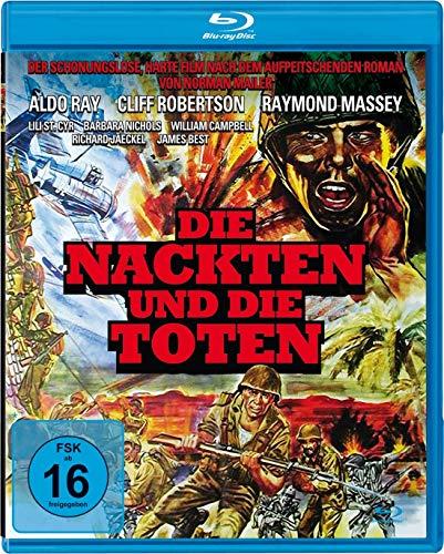 Die Nackten und die Toten [Blu-ray]