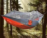 MONEYY K como paracaídas nets hamacas outdoor camping anti-mosquito swing carpas acondicionadas con aire árbol dedicado 260*140cm.