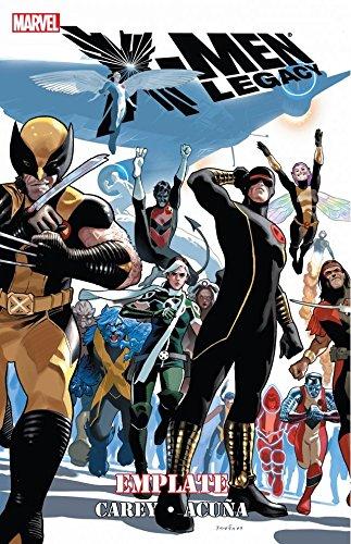 X-Men: Legacy - Emplate (X-Men: Legacy (2008-2012))