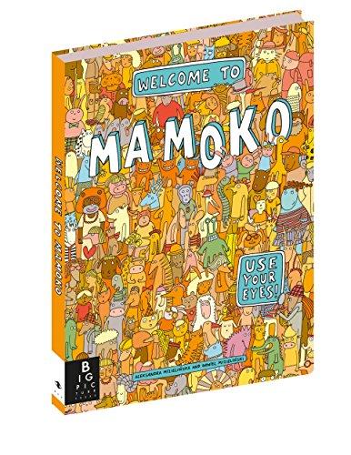 Welcome to Mamoko (Big City Ballons)