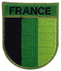 Patch ecusson brodé opex tap velcro insigne france armée militaire airsoft
