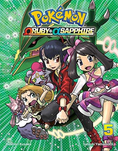 Pokemon Omega Ruby Alpha Sapphire, Vol. 5