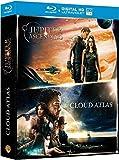 Jupiter : Le Destin de l'Univers + Cloud Atlas - Coffret Blu-Ray [Blu-ray + Copie digitale]
