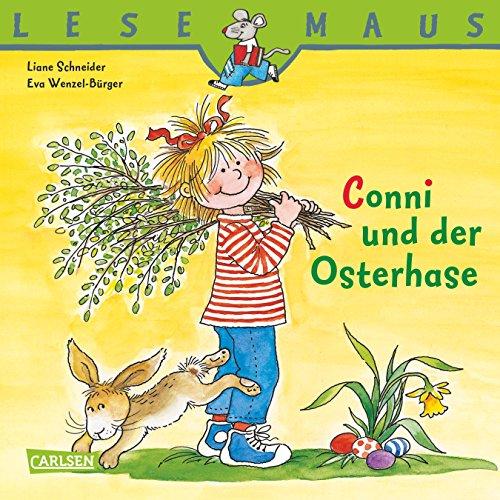 lesemaus-conni-und-der-osterhase-german-edition