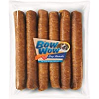 Bow Wow Treats Chix Lot de 6 bâtonnets de Pudding 170 g