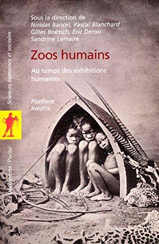 Zoos humains