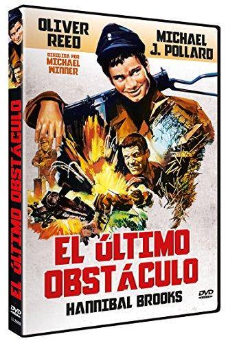 61rSlcpTIOL - El Último Obstáculo (Hannibal Brooks) 1969 [DVD]