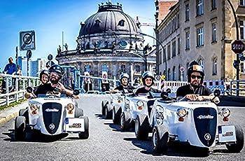 Jochen Schweizer Geschenkgutschein: Hotrod Tour Berlin