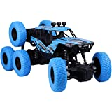 CET 8 Wheeler Rock Crawler RC 8 Wheel Car Monster Truck Car 1:18 Scale Toys for 3+ Years Old Kids Boys (Multi-Color) (8 Wheel
