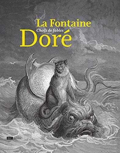 La Fontaine Doré, choix de fables par Jean-marc Chatelain
