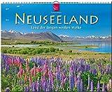 GF-Kalender NEUSEELAND - Land der langen weißen Wolke 2019