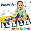 ZhongYeYuanDianZiKeJi Musical Mat Touch Play Keyboard Music Singing Gym Carpet Mat Electronic Baby Musical Instrument Toys for Kids Gift