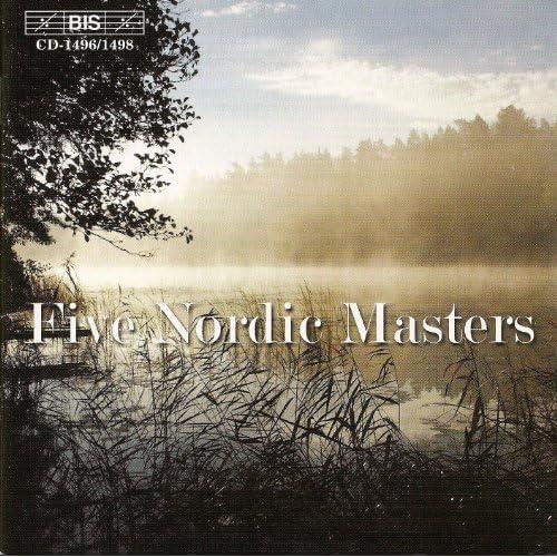 Five Nordic Masters: Svendsen / Stenhammer / Nielsen / Sibelius / Tubin