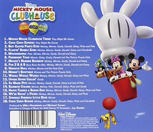 Image of Mickey Mouse Clubhouse: Meeska, Mooska, Mickey Mouse