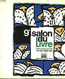 Telecharger Livres 9e SALON DU LIVRE PARIS PORTE DE VERSAILLES HALL 7 19 25 MAI 1989 (PDF,EPUB,MOBI) gratuits en Francaise