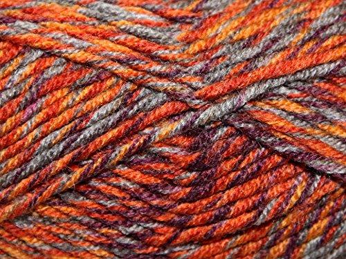 Stylecraft Mosaic Knitting Yarn Super Chunky 3618 Baroque - per 100 gram ball