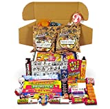 Best Retro Sweets Cartoon Box Selection - Your Childhood...