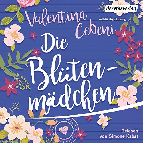 Buchseite und Rezensionen zu 'Die Blütenmädchen' von Valentina Cebeni