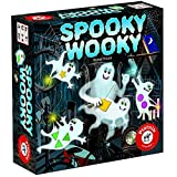 Piatnik 6095 - Kompaktspiel Spooky Wooky
