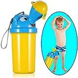 [Actualización] BYETOO Orinal portátil para bebé y niño, reutilizable, taza de entrenamiento de orinal, inodoro de emergencia
