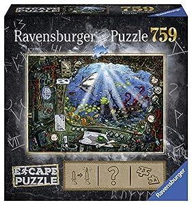 Ravensburger 4005556199594 - Rompecabezas para Adultos, 759 Piezas bajo el Agua, Rompecabezas