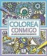 Colorea conmigo: Un libro de colorear para compartir