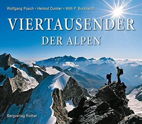 Viertausender der Alpen (Bildband)